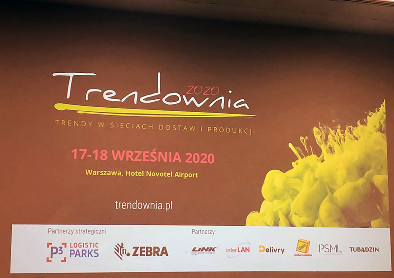 LINK – the Partner of Trendownia 2020 conference