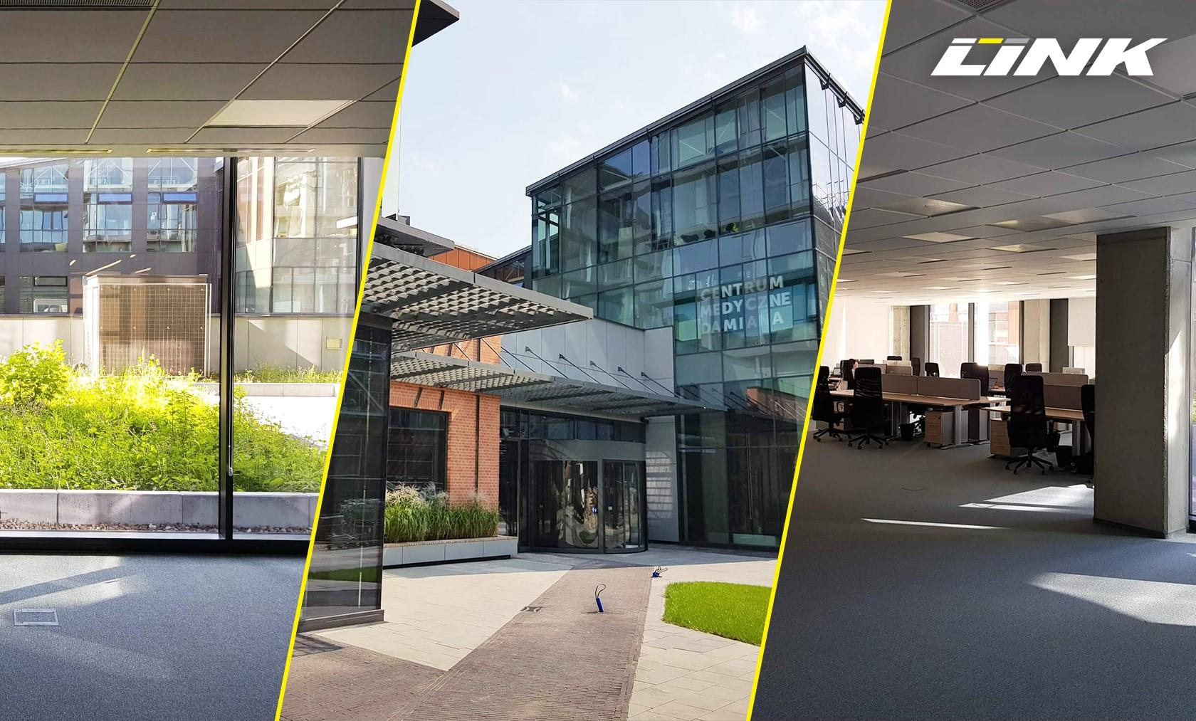 Nowe biuro LINK w Centrum Praskim Koneser