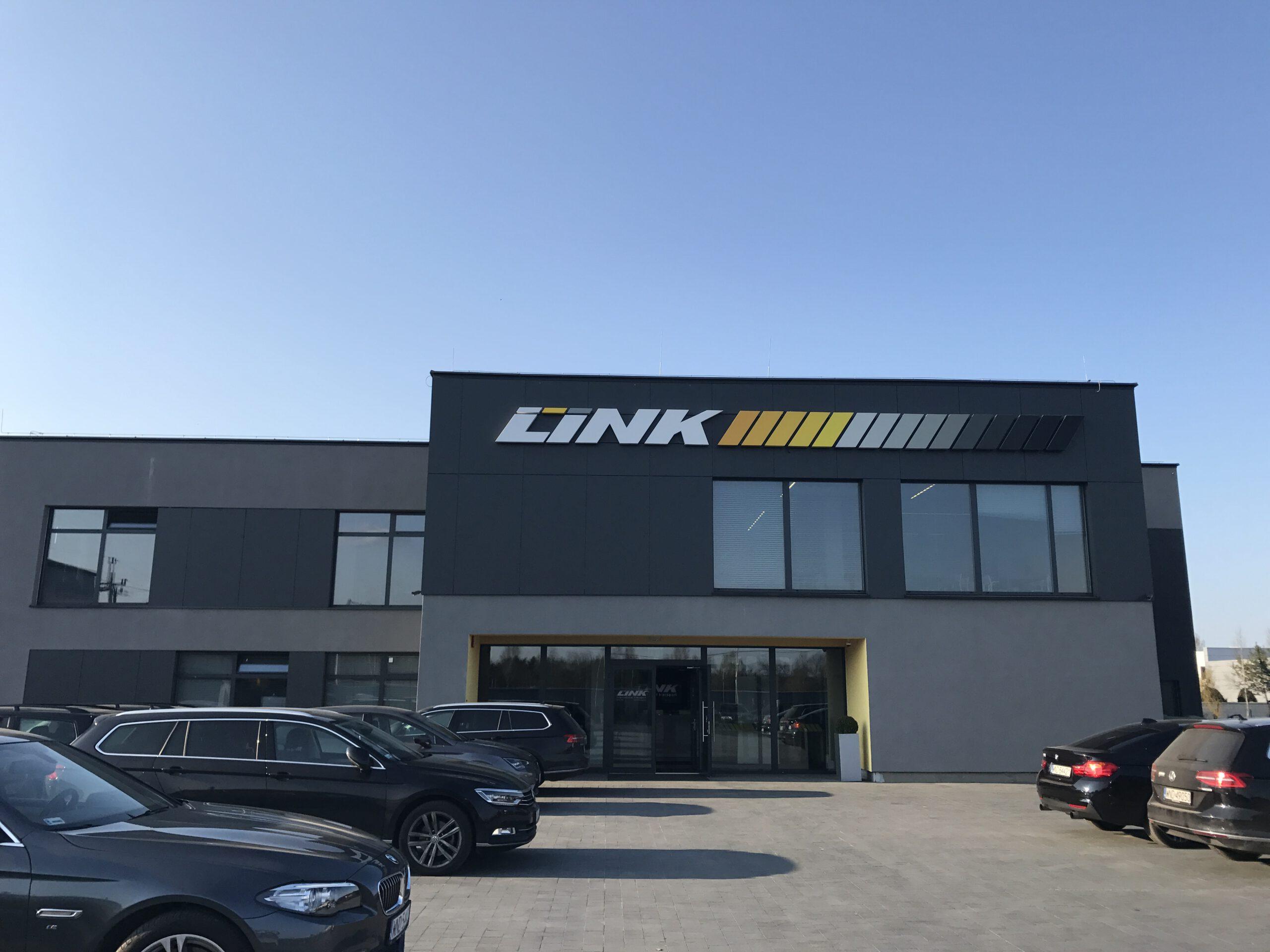 Nowa siedziba LINK!